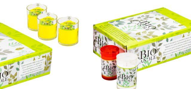 Le nuove candele vegetali ed ecologiche